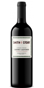Smith Story Cabernet Sauvignon Pickberry Vineyard Sonoma Mountain 2016
