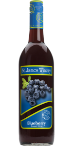 St James Winery Blueberry NV