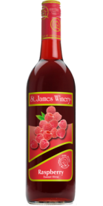 St. James Winery Raspberry NV