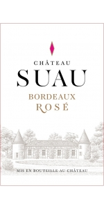 Suau Bordeaux Rose 2018