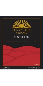 Sunset Hills Red 2017