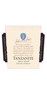 Tanzanite Brut Rose Method Cap Classique NV