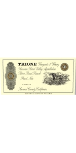 Trione Pinot Noir River Road Ranch 2016
