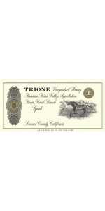 Trione Syrah River Road Ranch 2014