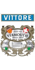 Vittore White Vermouth NV