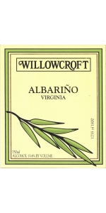 Willowcroft Albarino 2018