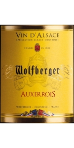 Wolfberger Auxerrois 2018