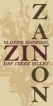 Zanon Old Vine Zinfandel Dry Creek 2017